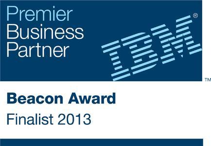 IBM Beacon Award Logo