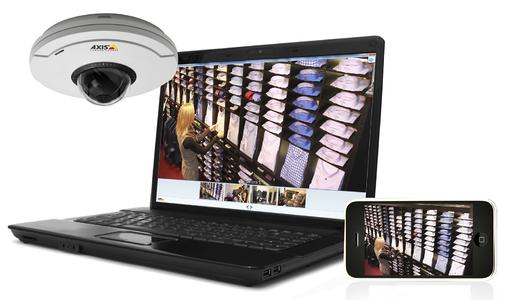 Axis ACC cam laptop phone