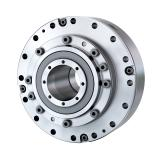 Neu konzipierte Getriebefamilie E-Cyclo kombiniert die Prinzipien des Wellgetriebes und des Zykloidgetriebes (Bildquelle: Sumitomo (SHI) Cyclo Drive Germany GmbH)