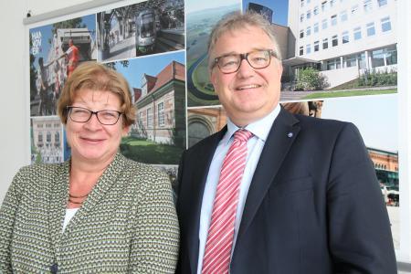 Andrea Fischer Hauke Jagau