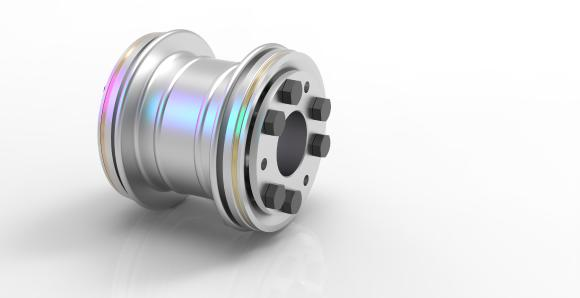 Metallbalgkupplung KSS