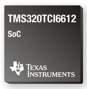 TMS320TCI6612