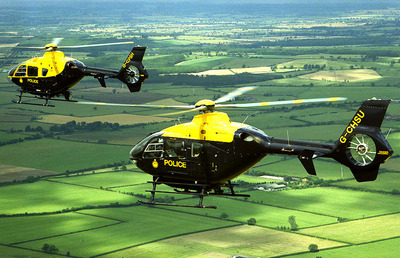 UK Government to fund the purchase of six new police Eurocopter EC135 helicopters