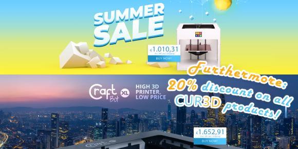 Der Summer Sale 2019 geht mit CraftUnique in die nächste Runde