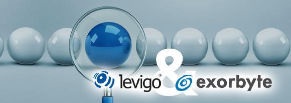 Kooperation levigo & exorbyte