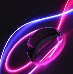 CORNING Lichtstreuende Glasfaser