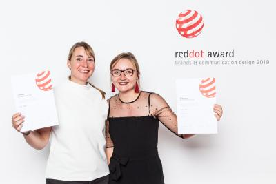 Leonhard Kurz wins Red Dot Award for packaging design