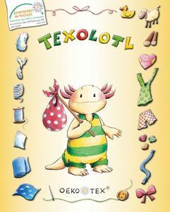 Das Texolotl-Bilderbuch wird im Rahmen des Gewinnspiels verlost und nimmt die Kinder mit auf eine Abenteuerreise durch die textile Welt