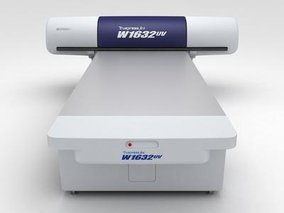 Screen launches Truepress JetW1632UV wide-format printer in Europe
