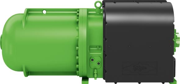 BITZER's three CSV screw compressors offer a unique benefit: optimized for use in air conditioning systems, heat pump applications and industrial and process cooling, the compressors are extremely efficient