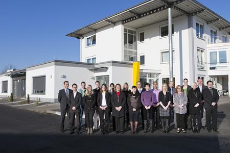 VTL-Verwaltungsgebäude in Fulda