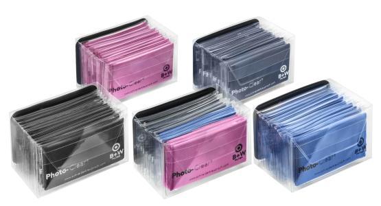B+W Filter Photo Clear Boxen