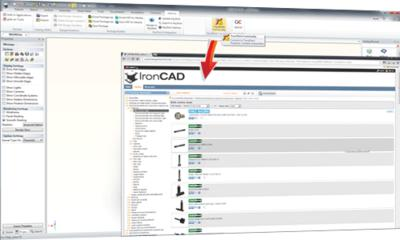TraceParts Teams Up with IronCAD to Offer Over 100 Million Online 3D CAD Models for Free