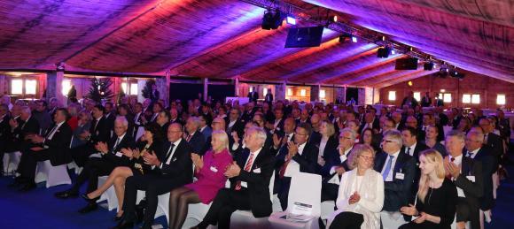 CLOOS celebrates 100 years company anniversary