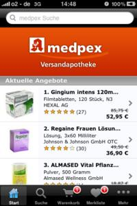 FACT-Finder bringt bei medpex den Mobile-Commerce in Schwung