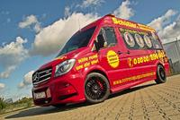 Hartmann Tuning Mercedes-Benz Sprinter (Photos Mathias Ebeling)