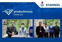 Productronica in Shanghai