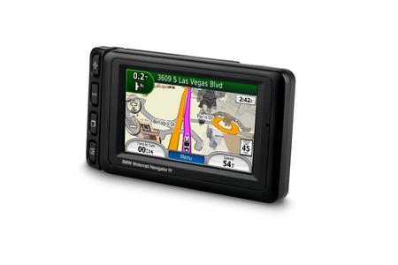 BMW Motorard Navigator IV front
