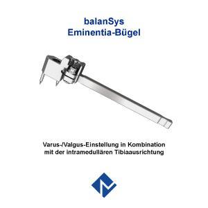 balanSys Eminentia-Bügel