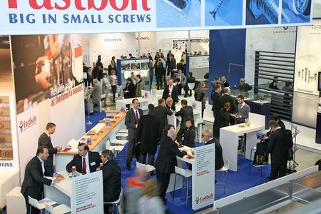 Fastener Fair Stuttgart Exhibition / Messe