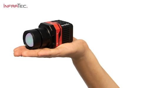 Radiometrisches IR-Kameramodul PIR uc 605 von InfraTec