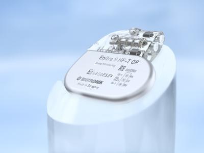 Kleiner, leichter und MRT-tauglich - BIOTRONIK bringt neue Schrittmacher auf den Markt