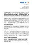 [PDF] Pressemitteilung: Vielseitig, leistungsstark, kosteneffizient: Neue Vollhartmetallfräser von Seco Tools