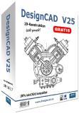 DesignCAD V25 GRATIS Packshot