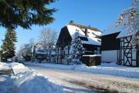 Vitramo Infrarotheizung Ferienpark Winterberg winter