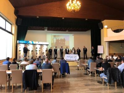 Wien, Linz, Burghausen und Innsbruck waren die vier Stationen des diesjährigen PACTware-Live-Trainings in Deutschland und Österreich / Quelle: PACTware Consortium e.V.