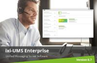 Unified Messaging Server ixi-UMS 6.70 Enterprise ab sofort verfügbar