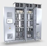 The converters from Knorr-Bremse PowerTech support the efficient supply of power to industrial plants