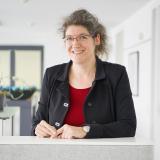 Anita Schöbel ist die neue Institutsleiterin des Fraunhofer ITWM ©Fraunhofer ITWM
