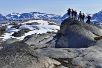 Seit 25 Jahren entdecken Reisende mit Hauser Exkursionen die unberührten Landschaften Ostgrönlands / Bildnachweis: Hauser Exkursionen/Egmont Striegel