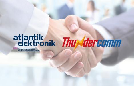 Thundercomm und Atlantik Elektronik unterzeichnen Distributionsvereinbarung