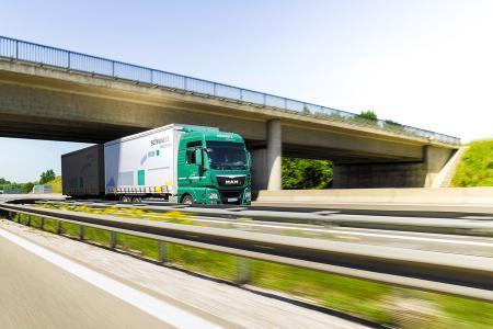 Integriertes GPS-Tracking für die Transportlogistik der Zukunft