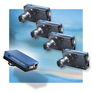Prosilica - New GS-Series Periscope-type CCD Cameras