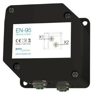 EMOSAFE Network Isolator for Rail Systems