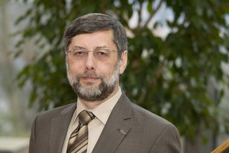 Dr. Siegfried Kunzmann, EML-Forschungs- und Entwicklungsleiter