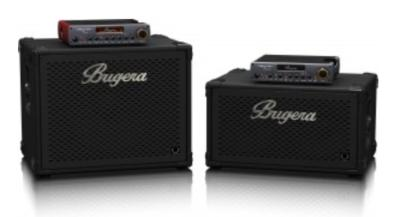 NAMM 2015 - Bugera Releases 2,000-Watt VEYRON Bass Amps and New Speaker Cabinets