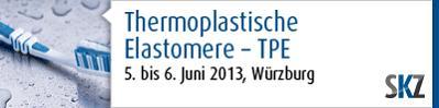 SKZ-Fachtagung: Thermoplastische Elastomere - TPE