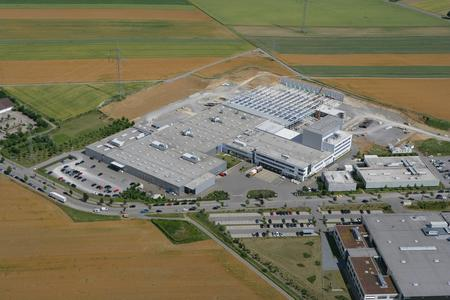 Over the last ten years, BITZER has invested €70 million in the Rottenburg-Ergenzingen location
