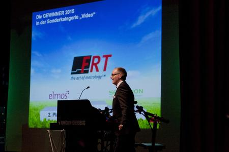 Marketingpreis VIDEO 2015 IVAM