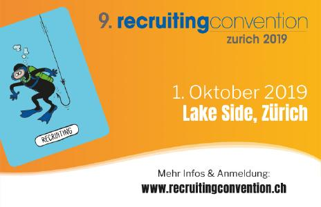 9. recruitingconvention zurich 2019