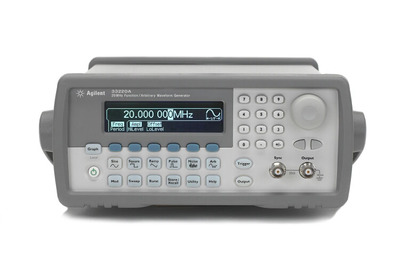 Agilent Technologies' New 10 MHz Function/Arbitrary Waveform Generator Provides High-Quality Waveforms at Economical Price