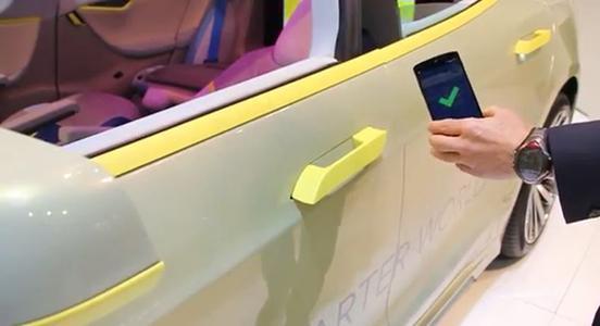 Witte Automotive bringt Mobile Access in Autoschlösser