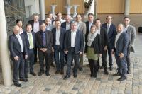 """Der frisch gegründete GEFMA-Arbeitskreis """"Ausschreibung und Vergabe im Facility Management"""" (Bild: GEFMA e.V.)"""