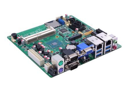 Mini-ITX Motherboard mit Intel® Celeron® Prozessor N3150 SoC und Triple View (VGA/HDMI/LVDS)