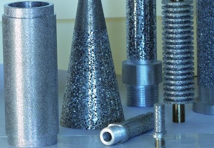 OPENPORE Light Metals. Filter und Schalldämpfer aus offenporigem Aluminiumguss sind leichter, besser und günstiger als gleiche Bauteile aus Sinterbronze oder Keramik