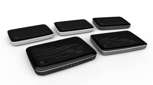 My Net: Western Digital betritt Markt für drahtlose Heimvernetzung mit Dual Band Router-Linie